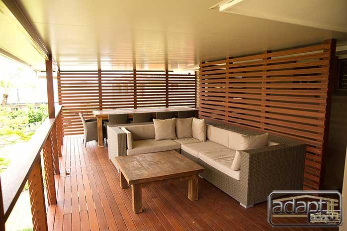 Alexandra Hills Deck & Roof Project