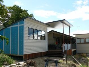 decks and patio construction