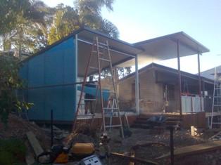 decks and patio roofing brisbane