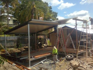 decking and patio construction brisbane