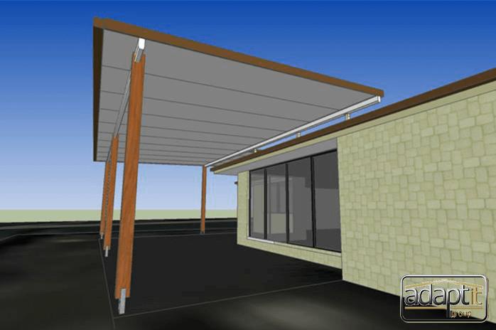 patio designs in 3d