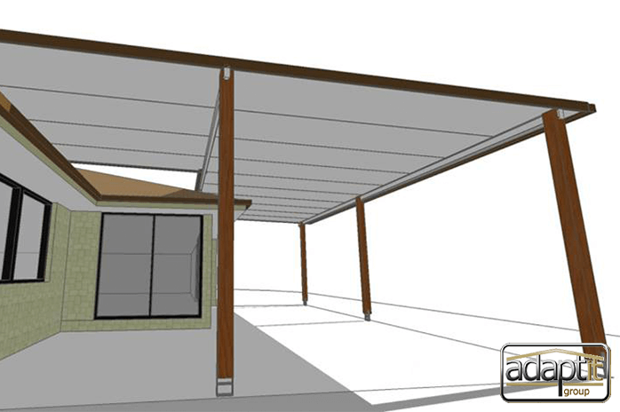 3d patio designs