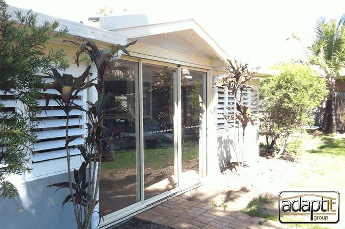 Collingwood Park Patio Enclosure By Adaptit
