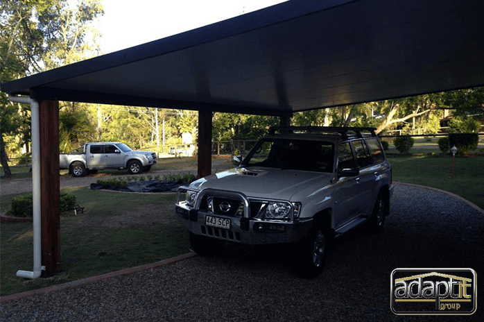 new carport brisbane