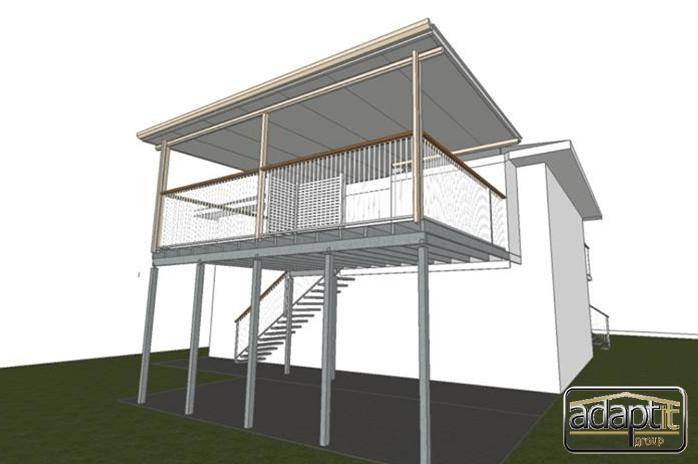 Amazing Decks in Kelvin Grove