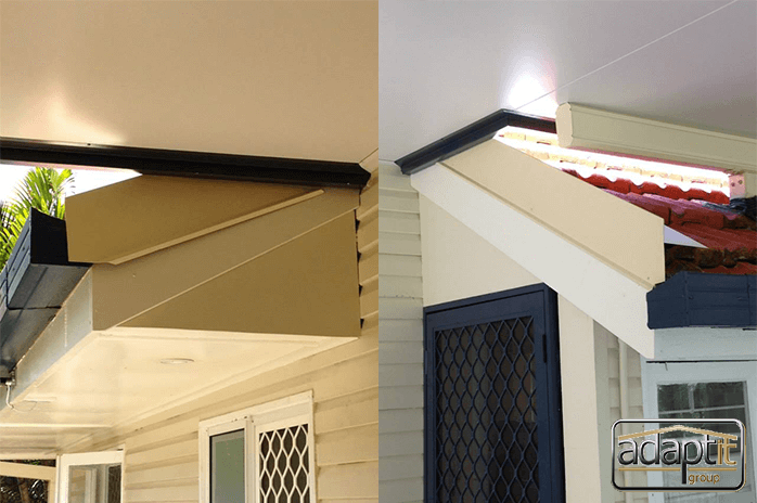 Decks in Kelvin Grove Brisbane