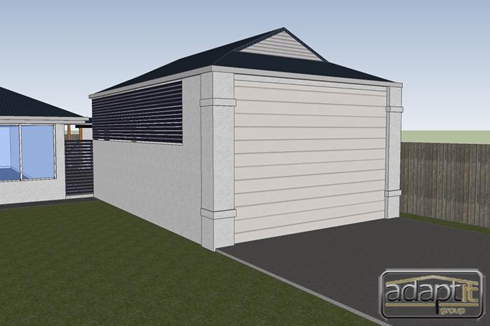 3D carport designs