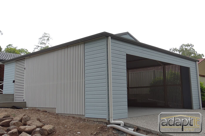 double carports brisbane