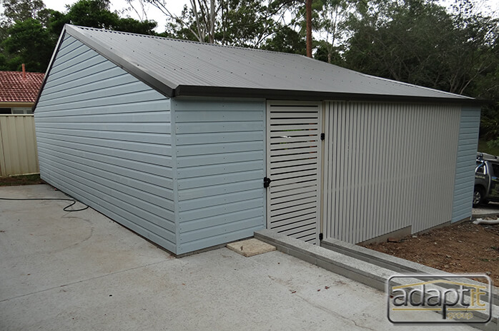 new carport by adaptit brisbane