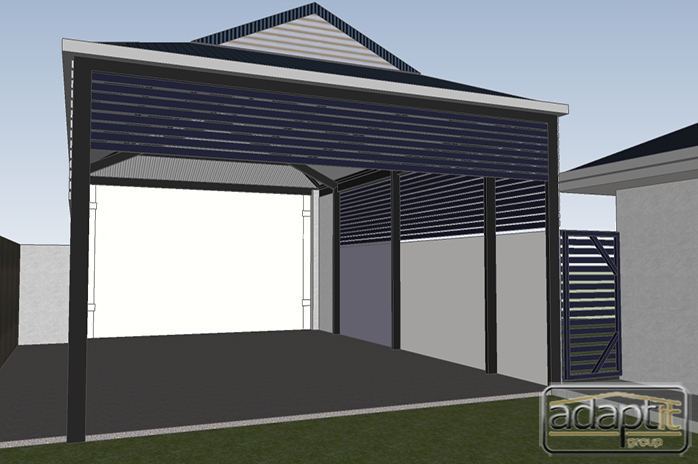carport designs Glenn Sharon Macgregor