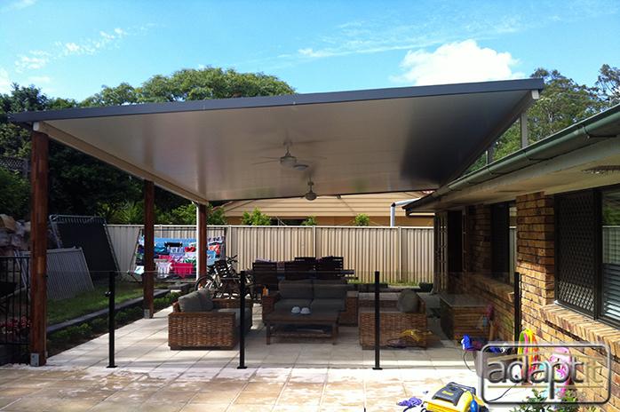outdoor patios brisbane