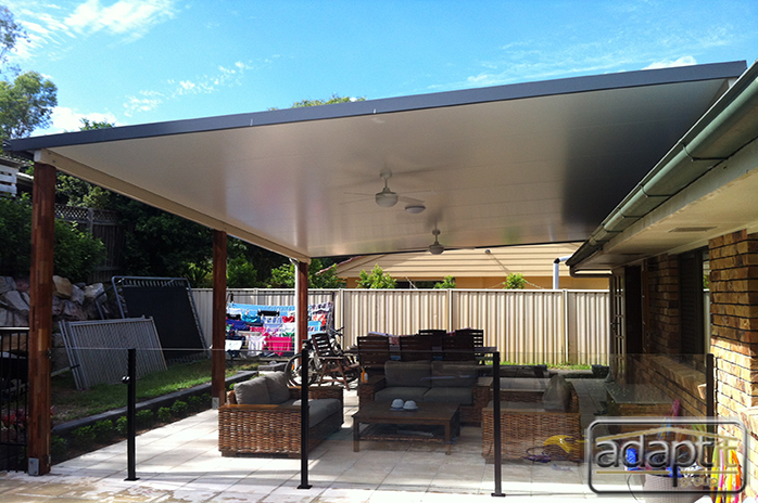 outdoor entertaining area brisbane