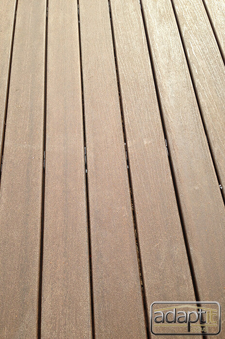 Deck In Forest Lake 2