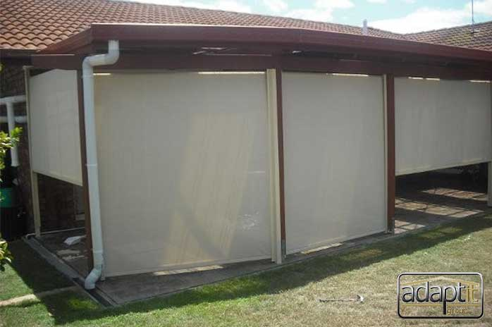Brisbane Outdoor Blinds