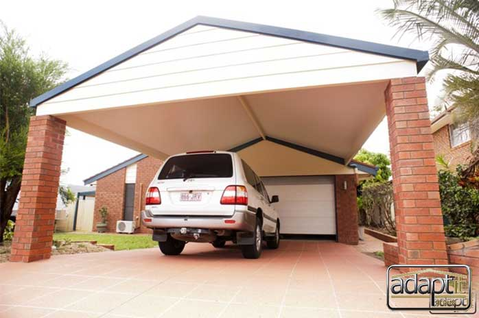 Gable Carport Brisbane
