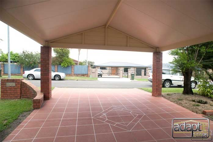 Gable Carport Brisbane 2