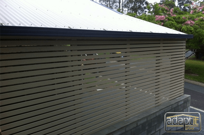 carport slats in brisbane