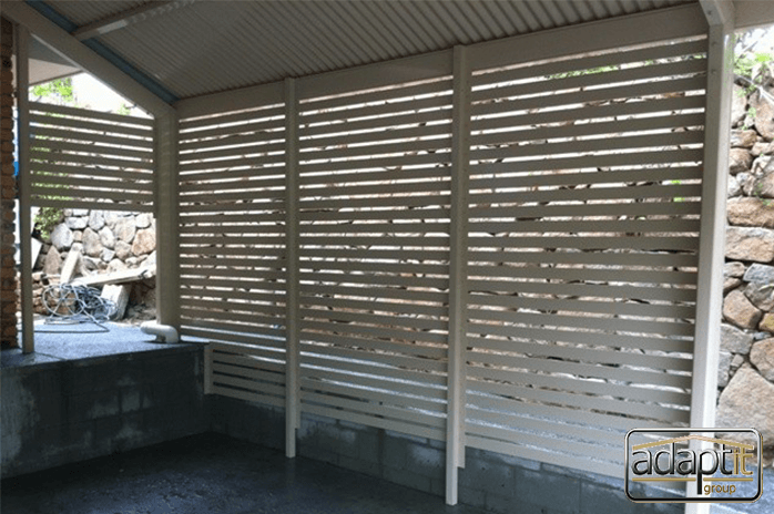 Brisbane Carport Wall