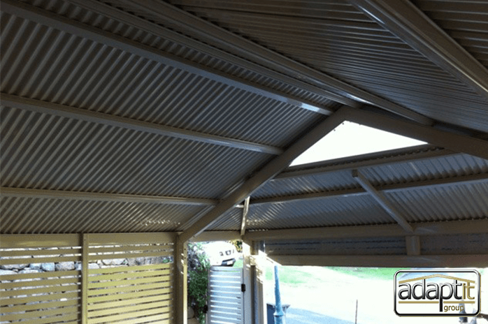 gable carport brisbane