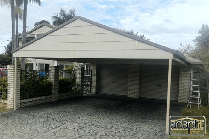 carports brisbane by adaptit