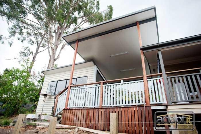 Deck, Patio & Art Studio in Kelvin Grove