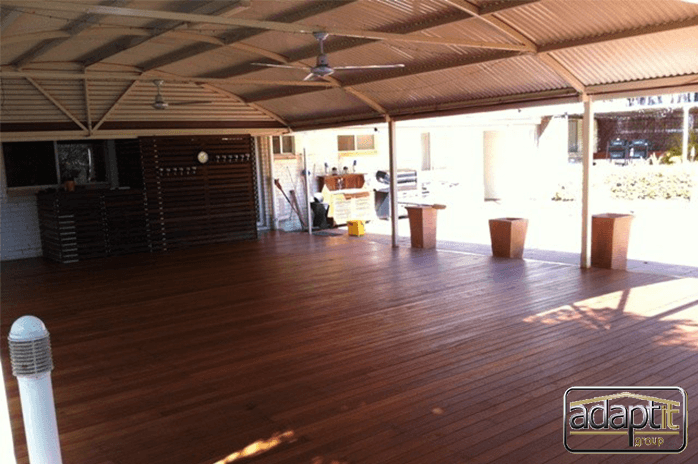 patio and deck builders brisbane