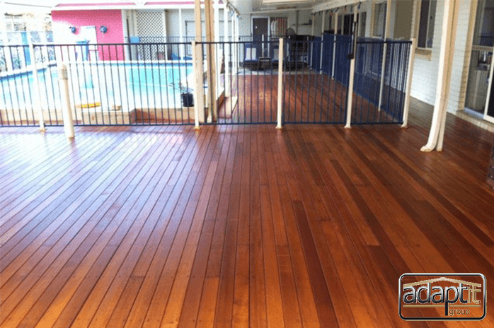 pool decks brisbane area built by adaptit