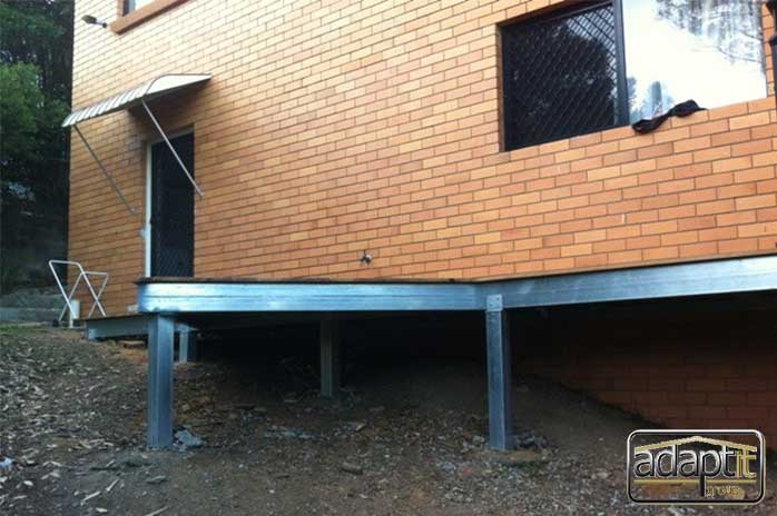Outdoor Timber Deck Gold Coast 2