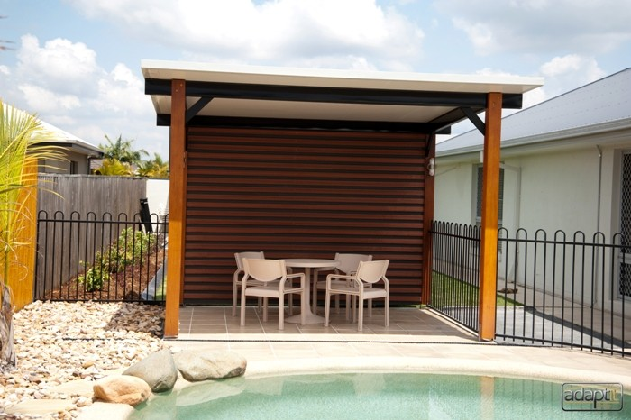 outdoor entertainment area patio brisbane suburbs