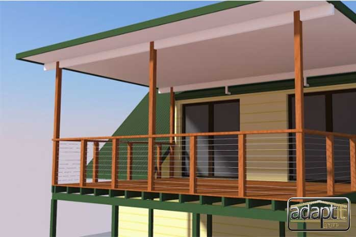 3D Deck & Patio Design