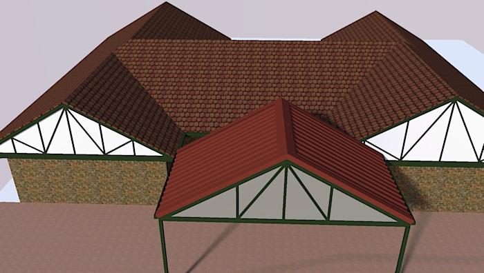 render 3d carport designs