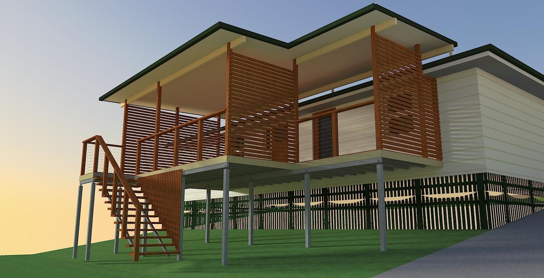Hurst Flyover deck designs