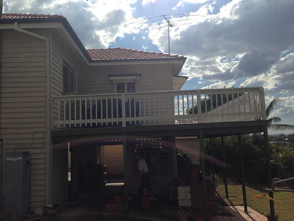 Brisbane Deck & Insulated Patio Roof