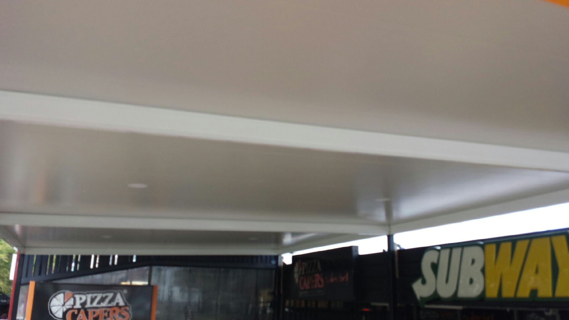 LED insulated lights in patio brisbane suburbs
