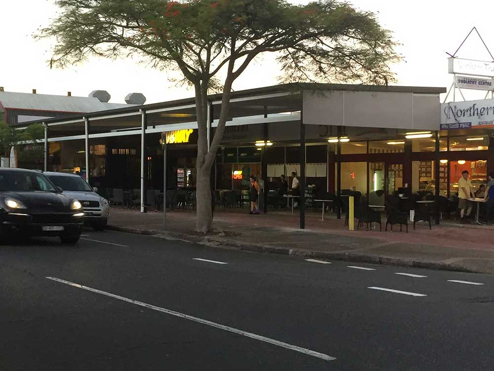 Shops at Racecourse Rd, Hamilton get an Adaptit Makeover!
