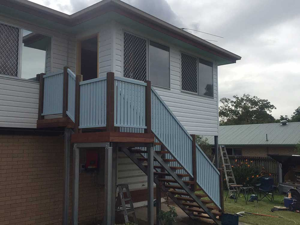 Veranda & Stair Patios Brisbane