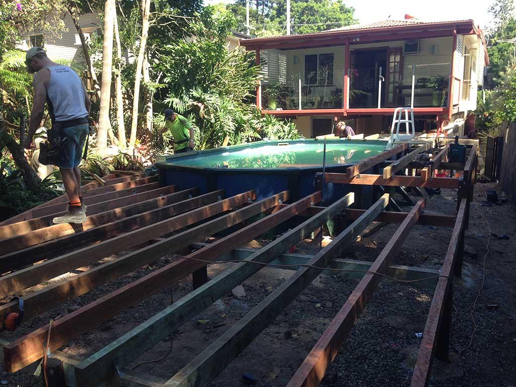 brisbane deck builders