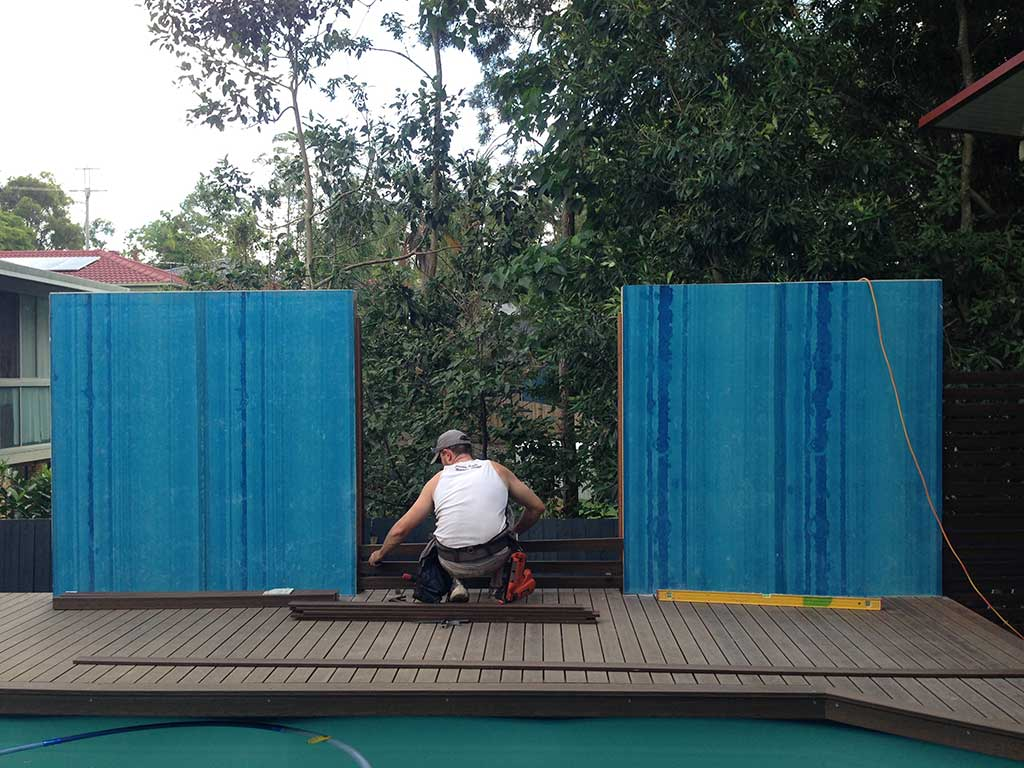 measuring up with Brisbane deck buliders adaptit