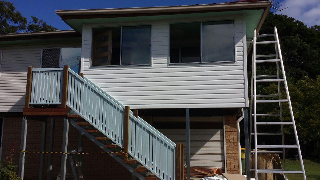 verandah replacement by Adaptit
