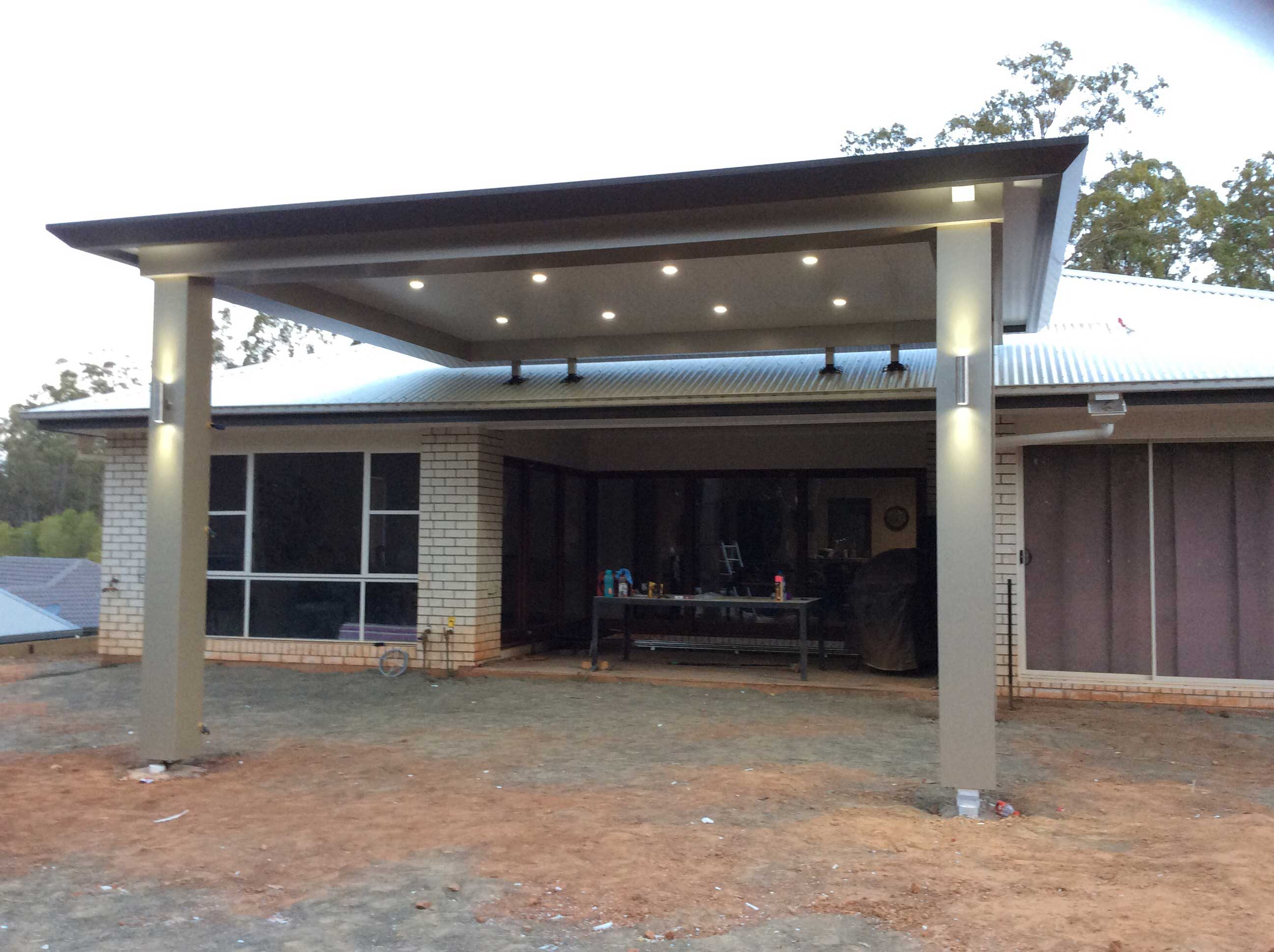 Adaptit build the first Queensland Stratco Pavilion!