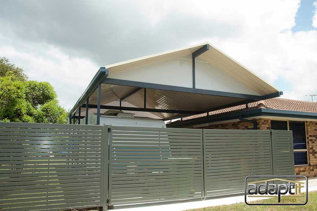 Gable Carports Brisbane