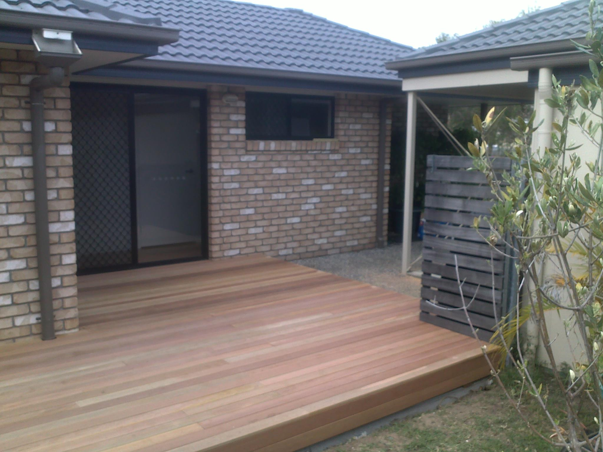 Floating Deck Brisbane