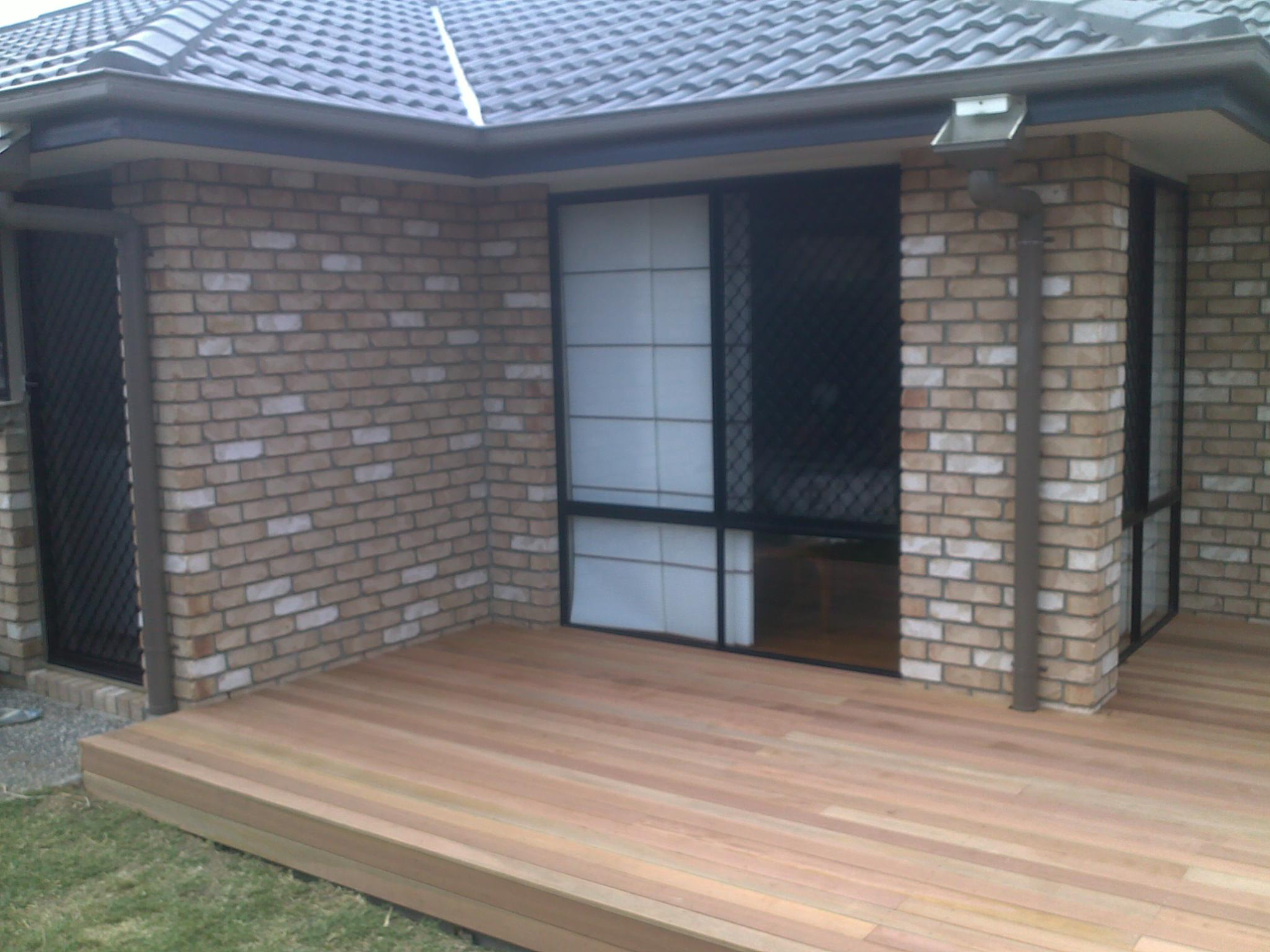 Brisbane Floating Deck