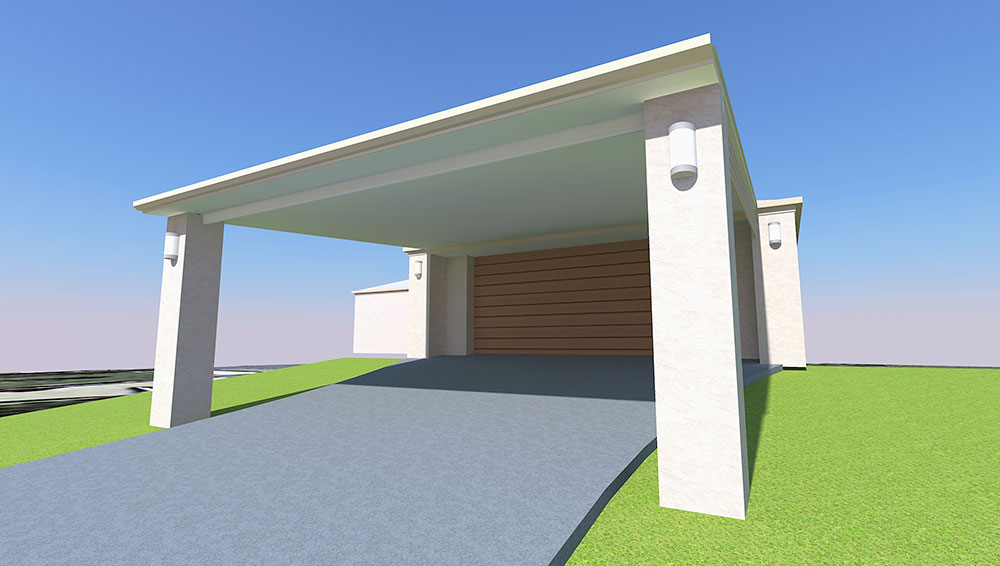 3d model Perspective 3