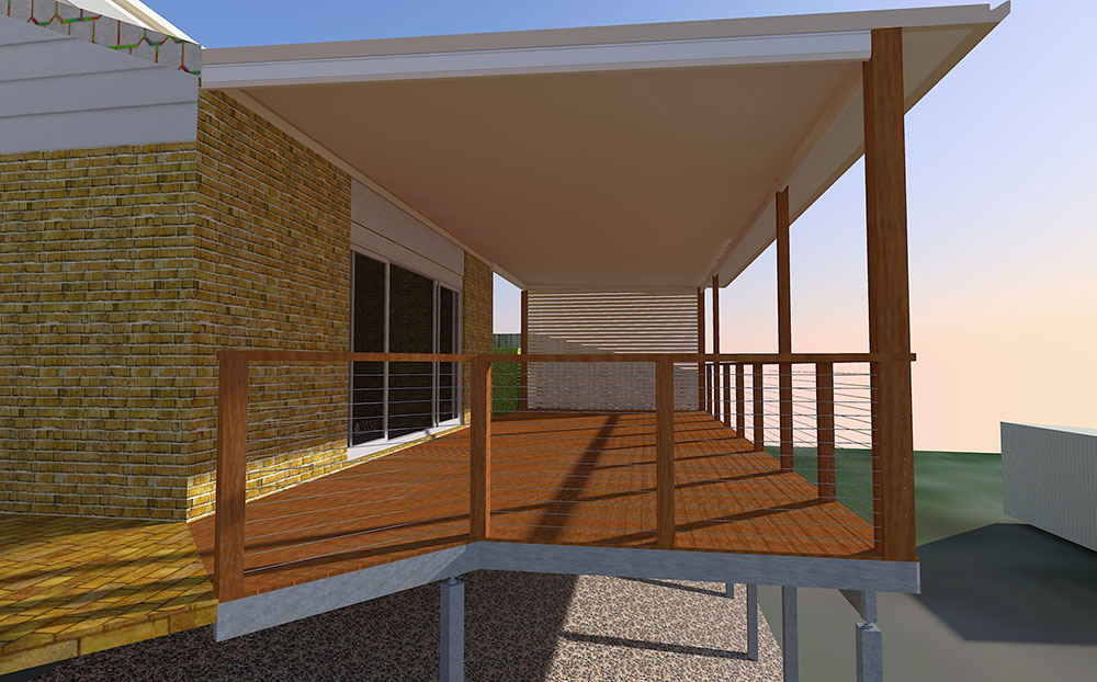 3d model Perspective2