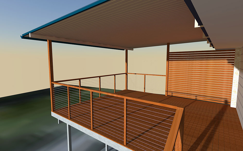 3d model Perspective 3
