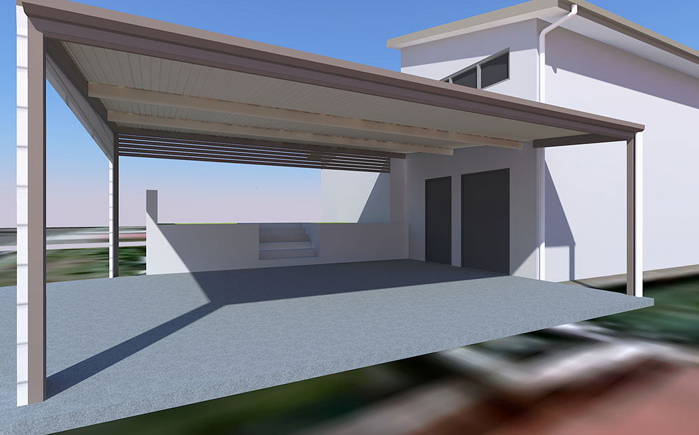 3d model Perspective 4