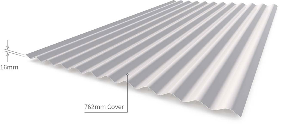 Cladding Roofing Sheeting Walling Corrugated