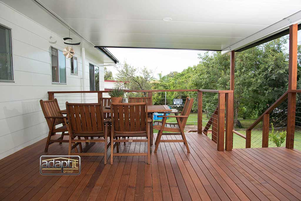 Timber Patio & Deck Design