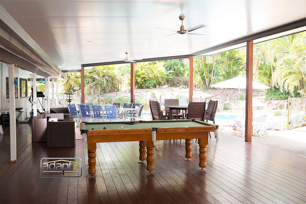 Outdoor Deck Builders Design Brisbane
